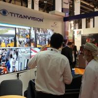 TITAN VISION at Intersec 2017